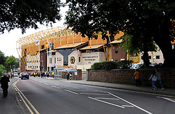 General views of the Molineux stadium - Mandatory by-line: Nizaam Jones/JMP - 11/08/2018/ - FOOTBALL -Molineux  - Wolverhampton, England - Wolverhampton Wanderers v Everton - Premier League
