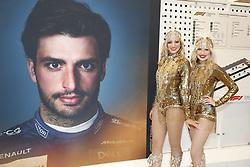 June 9, 2019 - Montreal, Canada - Motorsports: FIA Formula One World Championship 2019, Grand Prix of Canada, ..Grid Girls  (Credit Image: © Hoch Zwei via ZUMA Wire)