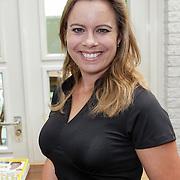 NLD/Amsterdam/20120614 - Presentatie wielerblad Tour Express, sportpsychologe Maaike Bierstekers