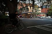 Visitors stroll the Squares in the heart of Historic downtown Savannah, Ga. Friday, May 20, 2011 in Savannah, Ga. (© 2011 Stephen B. Morton Photography)