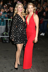 Christie Brinkley and Sailor Brinkley Cook attend the Harper's Bazaar 150th Anniversary event at the Rainbow Room in New York City.