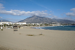 08.01.2012, Puerto Banus, Andalusien, ESP, Puerto Banus, im Bild Bucht und Strand von Puerto Banus, Andalusien, Spanien. EXPA Pictures © 2012, PhotoCredit: EXPA/ Eibner Pressefoto/ Latendorf..ATTENTION - GERMANY OUT! *****