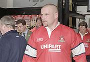 Watford. Great Britain. <br /> Phil VICKERY<br /> Heineken Cup Semi Final; Gloucester Rugby vs Leicester Tigers. Vicarage Road Stadium, Hertfordshire.England.  <br /> <br /> [Mandatory Credit, Peter Spurrier/ Intersport Images].