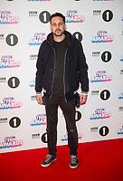 Dynamo  at the BBC Radio 1's Teen Awards, SSE Arena Wembley, London, UK - 22 Oct 2017
