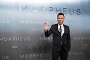 Duinnie Yen HK actor, martial artist film director posing during Melco Morpheus building Opening in Macau, China, on 15 June 2018. Photo by Lucas Schifres