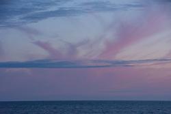 Dusk Afterglow, Kalaloch, Olympic Peninsula, Washington, US