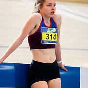 NLD/Apeldoorn/20180217 - NK Indoor Athletiek 2018, 800 meter dames, Vivienne Morssinkhof