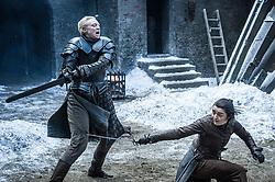 September 1, 2017 - Gwendoline Christie, Maisie Williams..'Game Of Thrones' (Season 7) TV Series - 2017 (Credit Image: © Hbo/Entertainment Pictures via ZUMA Press)