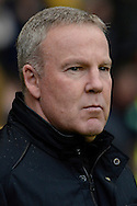 Wolverhampton Wanderers head coach Kenny Jackett during the Sky Bet Championship match between Wolverhampton Wanderers and Middlesbrough at Molineux, Wolverhampton, England on 24 October 2015. Photo by Alan Franklin.