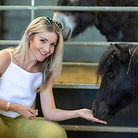 02/06/20 Cannon Hall Farm, Barnsley , Yorkshire - This Week on the Farm shoot with Helen Skelton , Julian Norton and Peter Wright