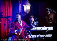 Nephrok and The Motown Masterpiece Orchestra brought some sweet soul Christmas music to The Extended Play Sessions - Fallout Shelter Holiday Extravaganza on December 21, 2019.