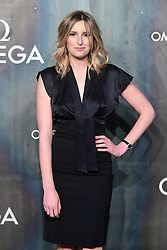Laura Carmichael attending the Lost in Space event to celebrate the 60th anniversary of the OMEGA Speedmaster held in the Turbine Hall, Tate Modern, 25 Sumner Street, Bankside, London.