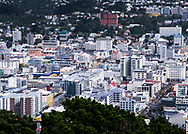 """Views of New Zealand's capital city Wellington from Mt Victoria lookout   Each 252-piece photo puzzle comes in a sturdy, finished cardboard box and measures 10"""" x 14"""" when complete"""