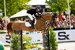 Lamaze Eric, CAN, Firkov du Rouet<br /> Brussels Stephex Masters<br /> © Hippo Foto - Sharon Vandeput<br /> 1/09/19