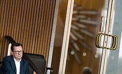 14.03.2017, Parlament, Wien, AUT, Parlament, Nationalratssitzung, Sondersitzung des Nationalrates mit Vorstellung der neuen Gesundheitsministerin und einer dringlichen Anfrage der Grünen zum Thema Eurofighter U-Ausschuss, im Bild ehemaliger Verteidigungsminister Norbert Darabos (SPÖ) // former Defence minister Norbert Darabos during meeting of the National Council of austria at austrian parliament in Vienna, Austria on 2017/03/14, EXPA Pictures © 2017, PhotoCredit: EXPA/ Michael Gruber