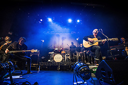© Licensed to London News Pictures . 14/02/2013 . Manchester , UK . I Am Kloot perform at the Ritz in Manchester . Photo credit : Joel Goodman/LNP