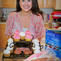 Yaneth Martell is the founder/owner of Dolce Bella Cupcakes, a business she stumbled across when seeking a strawberry cupcake that would fulfill her cravings while pregnant with her daughter. She bakes from her home kitchen unless the orders are too large...something that is happening more and more each week. She is working on new cupcake flavors.
