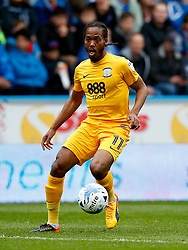 Daniel Johnson of Preston North End - Mandatory by-line: Matt McNulty/JMP - 14/04/2017 - FOOTBALL - The John Smith's Stadium - Huddersfield, England - Huddersfield Town v Preston North End - Sky Bet Championship