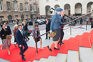 Danish Royal Family attended the opening session of the Parliament 2020