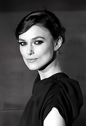 Keira Knightley attends the A Dangerous Method Gala Premiere at The MayFair Hotel in London.
