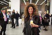 AMANDA MANN, Editor of Wallpaper: Tony Chambers and architect Annabelle Selldorf host drinks to celebrate the collaboration between the architect and three of Savile Row's finest: Hardy Amies, Spencer hart and Richard James. Hauser and Wirth Gallery. ( Current show Isa Genzken. ) savile Row. London. 9 January 2012.