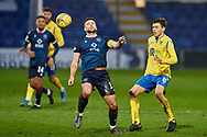 11 Iain Vigurs of Ross County and Murray Davidson of St Johnstone during the Scottish Premiership match between Ross County FC and St Johnstone FC at the Global Energy Stadium, Dingwall, Scotland on 2 January 2021