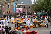 Alkmaar Cheese Market, Noord-Holland, Netherlands
