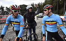 Plumelec, France- European Road Cycling Championships 2016