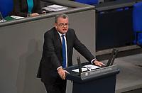 DEU, Deutschland, Germany, Berlin, 10.11.2016: Dr. Andreas Nick (CDU) bei einer Rede im Deutschen Bundestag.
