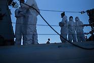 Humans in transit - Sicily