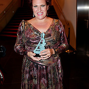 NLD/Amsterdam/20111002 - Uitreiking John Kraaijkamp awards 2011, Marjolein Touw
