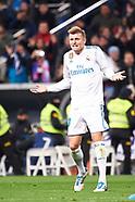 021018 Real Madrid v Real Sociedad, La Liga football match