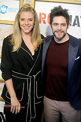Singer/songwriter Thomas Rhett (R) and Jenna (L) attending Roc Nation's The Brunch at One World Trade Center in New York City, NY, USA, on January 27, 2018. Photo by Dennis van Tine/ABACAPRESS.COM