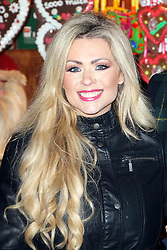 © Licensed to London News Pictures. 21/11/2013, UK.  Nicola McLean. Hyde Park Winter Wonderland VIP Opening, Hyde Park, London UK, 21 November 2013. Photo credit : Richard Goldschmidt/Piqtured/LNP