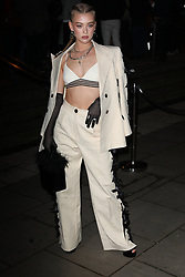Jessica Alexander arrives at the Late Fabulous Fund Fair at the Roundhouse in London during the Autumn/Winter 2019 London Fashion Week. PRESS ASSOCIATION. Picture date: Monday February 18, 2019. Photo credit should read: Isabel Infantes/PA Wire
