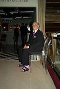 MICHAEL WYLDE, The Opening of the Grosvenor House Antiques Fair. Grosvenor House. Park Lane. London. 11 June 2008.  *** Local Caption *** -DO NOT ARCHIVE-© Copyright Photograph by Dafydd Jones. 248 Clapham Rd. London SW9 0PZ. Tel 0207 820 0771. www.dafjones.com.