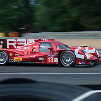 #13 Rebellion R-One, Rebellion Racing, Daniel Abt, Alexandre Imperatori, Dominik Kraihamer at Le Mans 24H, 2015