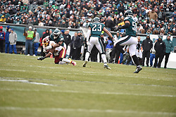 during the game at Lincoln Financial Field on Dec. 11, 2016 in Philadelphia, Pa. (Photo by John Geliebter/Philadelphia Eagles)