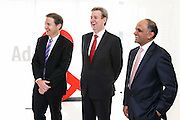 Adobe CEO Shantanu Narayen opens new Adobe office suite in the Sydney CBD, Australia.