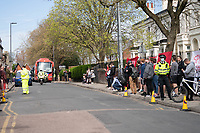 Football - 2020 / 2021 Premier League - Liverpool vs Newcastle United - Anfield<br /> <br /> Scenes outside Anfield ahead of todays match