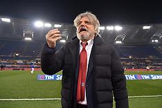 Roma v Sampdoria - 28 January 2018