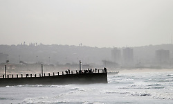 South Africa - Durban - 11 June 2020 - Fishermen are back on Durban piers after their ban was lifted on level 3 of the lockdown<br /> Picture: Doctor Ngcobo/African News Agency(ANA)