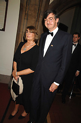 LADY ANNABEL GOLDSMITH and her son ROBIN BIRLEY at the 2nd Fortune Forum Summit and Gala Dinner held at the Royal Courts of Justice, The Strand, London on 30th November 2007.<br /> <br /> NON EXCLUSIVE - WORLD RIGHTS