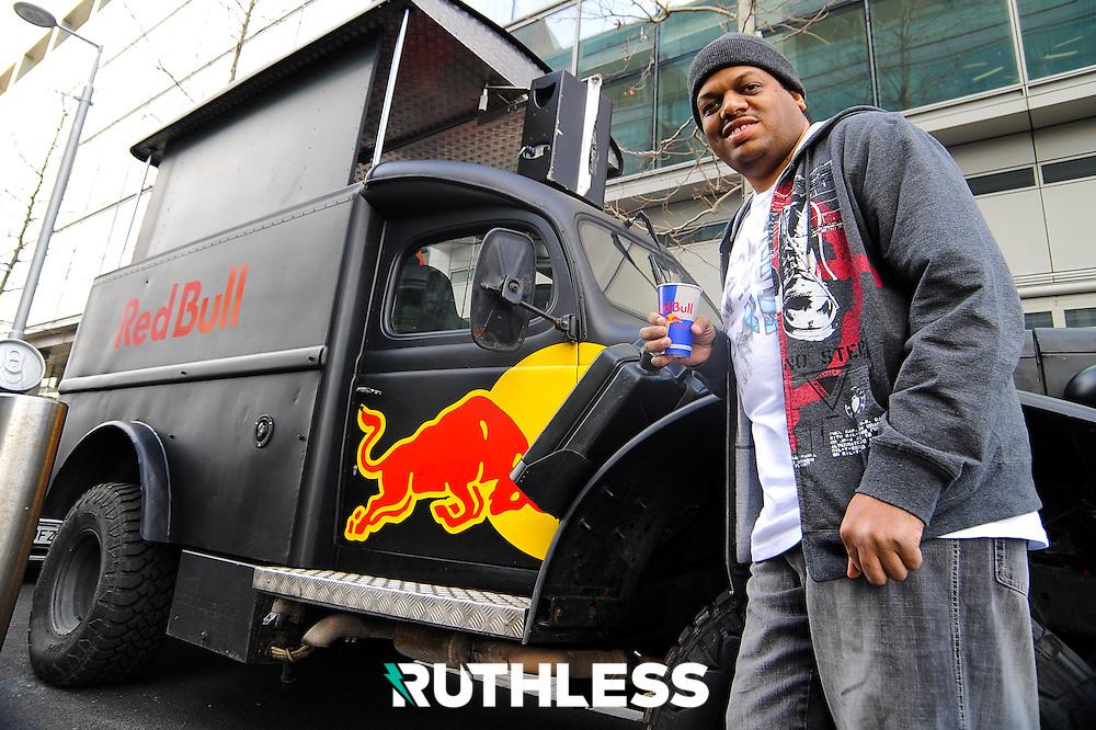 Red Bull Music Academy 2012