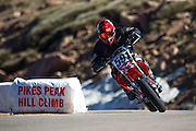 Pikes Peak International Hill Climb 2014: Pikes Peak, Colorado. 591