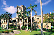 Aliolani Hale, Honolulu, Oahu, Hawaii<br />