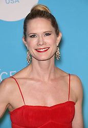 Stephanie March at the UNICEF USA's 14th Annual Snowflake Ball in New York City.