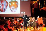 SIMON DE PURY; DINOS CHAPMAN, ICA Annual Institute of Contemporary Arts Fundraising Gala. Koko's Camden. London. 24 March 2010