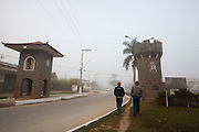 Barroso_MG, Brasil...BR 265 em Barroso, Minas Gerais...The highway BR 265 in Barroso, Minas Gerais...Foto: LEO DRUMOND / NITRO