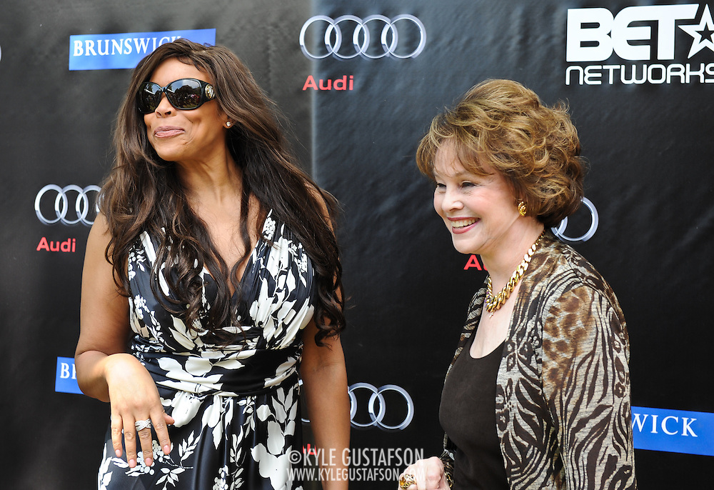 Wendy Williams and Ann Hand